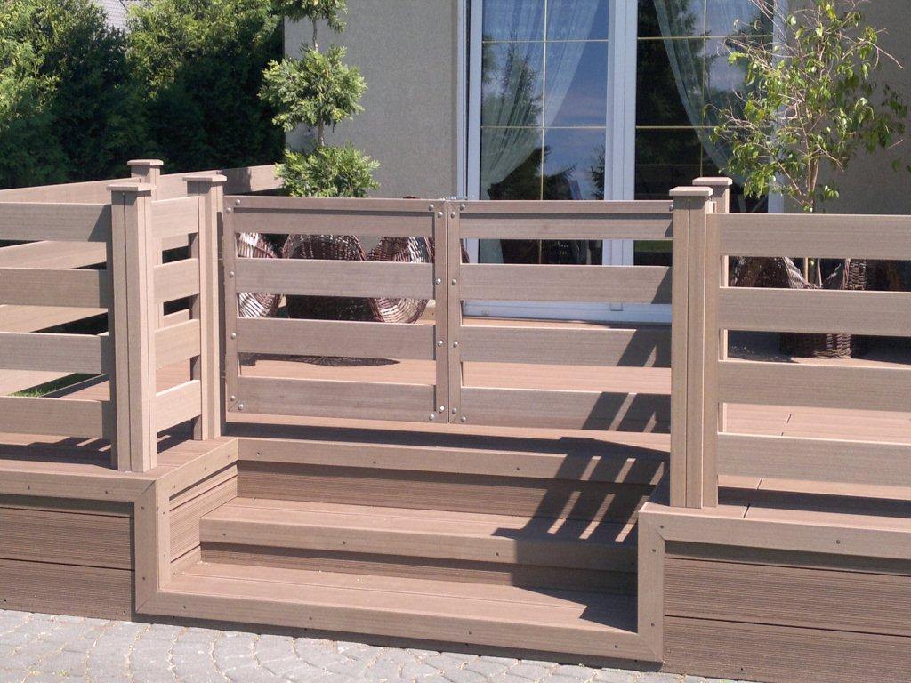 Деревянная ограда для террасы своими руками 52